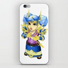 Gnome Mage  iPhone & iPod Skin