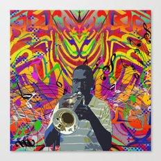 Brass Canvas Print