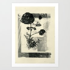 The Art Of Flower Arrangement 1 Art Print
