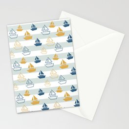 Ahoy IV Stationery Cards