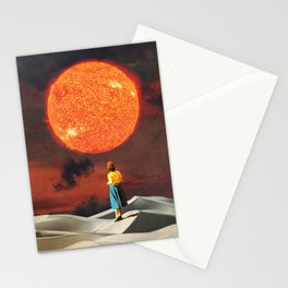 Your Heart Is The Sun Stationery Cards