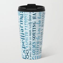 Harry Potter - All Quotes  Travel Mug