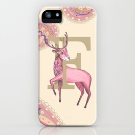 Fiadh Deer iPhone Case