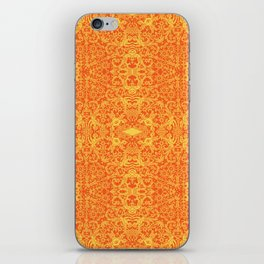 Lace Variation 11 iPhone Skin