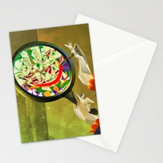 The Joker in The Mirror Stationery Cards