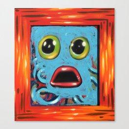 hoo hoo Canvas Print