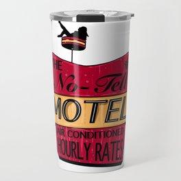 No-Tell Motel Travel Mug
