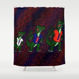 Go Gators! Shower Curtain