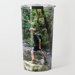 Wild Waterfalls 10 Travel Mug