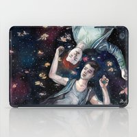 shameless iPad Cases featuring Sorry. I'm late. by Meuphrosyne