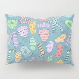Winter pattern Pillow Sham