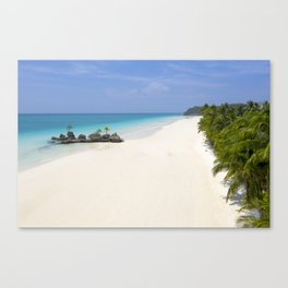 Willy's Rock Canvas Print