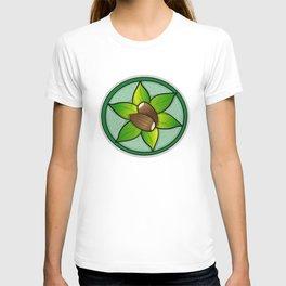 Acorn Centerpiece T-shirt