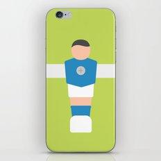 #79 Foosball iPhone & iPod Skin
