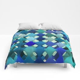 Abstract Composition 612 Comforters