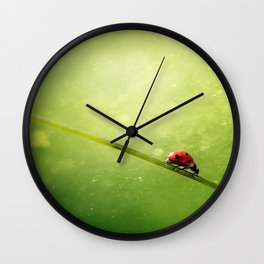 The storm Wall Clock