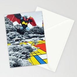 Mondrian Z Stationery Cards