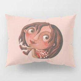 Virgo (light rose) Pillow Sham