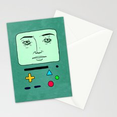 BMO kinda Stationery Cards