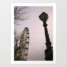 London is London Art Print
