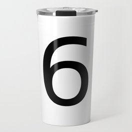 6 - Six Travel Mug