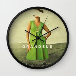 Grandeur Wall Clock