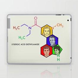 Lysergic Acid Diethylamide Laptop & iPad Skin