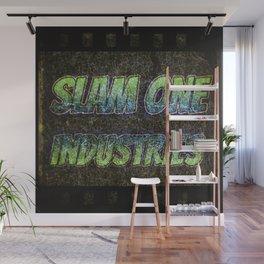 Slam 1 Industries Old Film Wall Mural