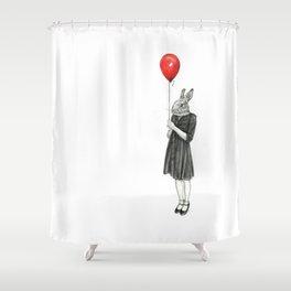HANGIN' ON Shower Curtain
