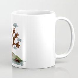 Player tree Coffee Mug