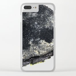 Stump 13 Clear iPhone Case