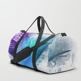 Humming Bird Duffle Bag