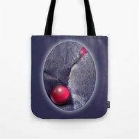 moulin rouge Tote Bags featuring ROUGE by VIAINA