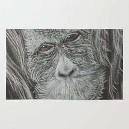Self-Portrait Rug