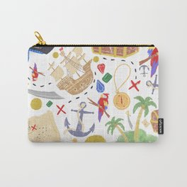 ispy Treasure Island Carry-All Pouch