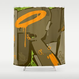 MURKERS Shower Curtain