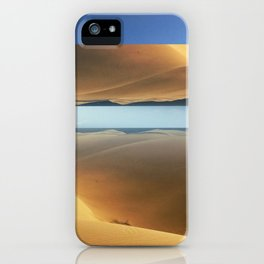Dunes in Gran Canaria iPhone Case