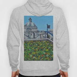 Spring at City Hall, Cardiff Hoody