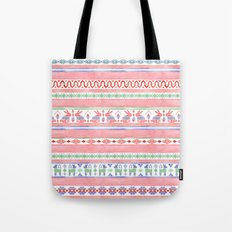 Mexican Blanket Tote Bag