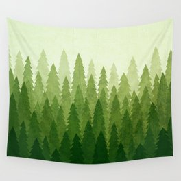 C1.3 Pine Gradient Wall Tapestry