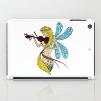 violin iPad Cases featuring Violin by reyes_rjt