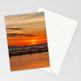 Sunset Seascape Stationery Cards