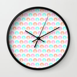 Frosted Donuts - Multi Wall Clock