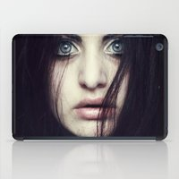 fear iPad Cases featuring Fear by Funkygirl4ever95