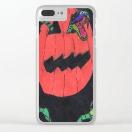 """""""Venom"""" Clear iPhone Case"""