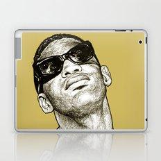 Ray Charles Laptop & iPad Skin