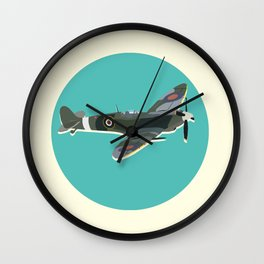 A Brief History of Aviation Wall Clock