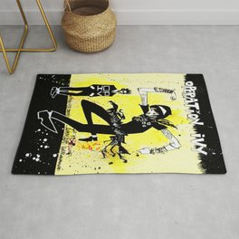 OPERATION IVY Rug