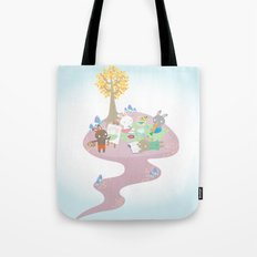 picnic day Tote Bag
