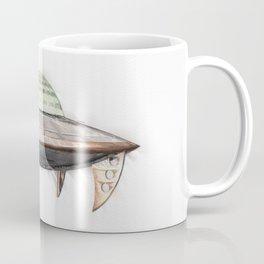 Classic UFO Coffee Mug